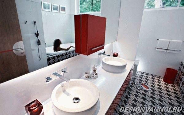 идеи дизайна ванной комнаты фото - 11