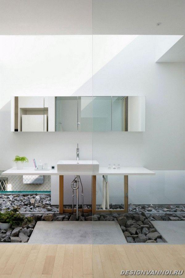 идеи дизайна ванной комнаты фото - 14