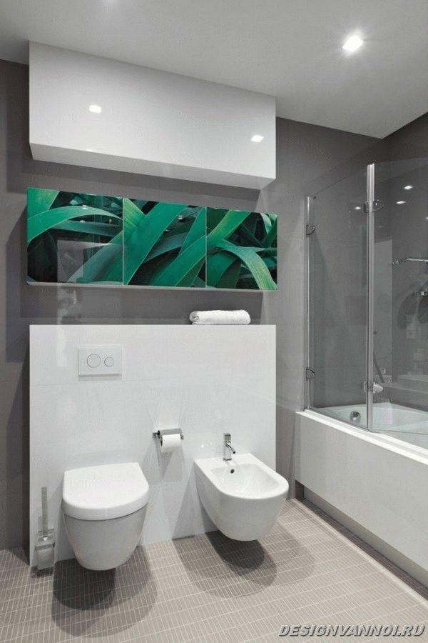 идеи дизайна ванной комнаты фото - 15