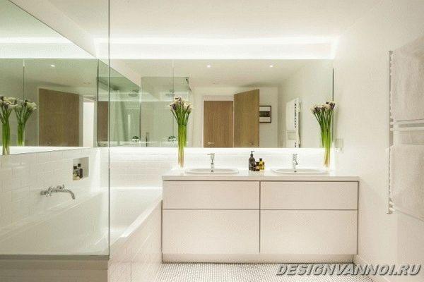 идеи дизайна ванной комнаты фото - 24