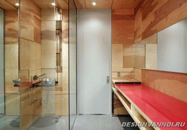 идеи дизайна ванной комнаты фото - 26
