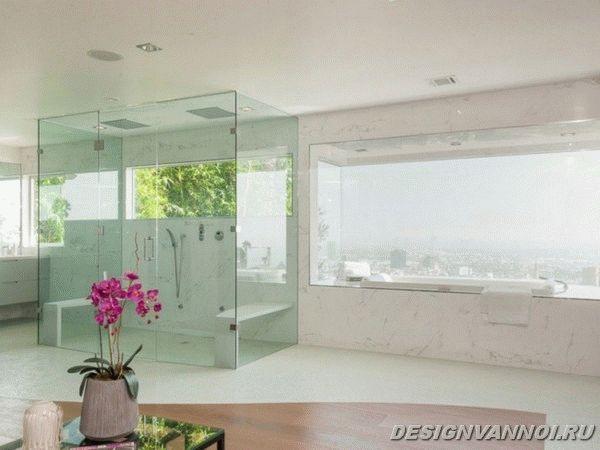 идеи дизайна ванной комнаты фото - 27