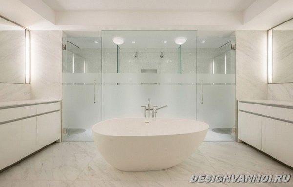 идеи дизайна ванной комнаты фото - 28