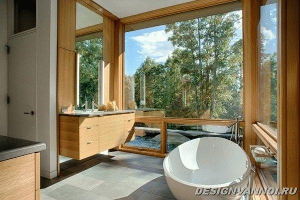идеи дизайна ванной комнаты фото - 30