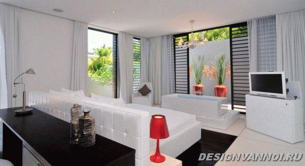 идеи дизайна ванной комнаты фото - 32