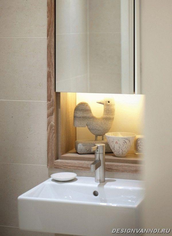идеи дизайна ванной комнаты фото - 41