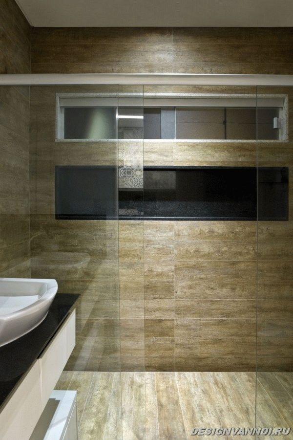 идеи дизайна ванной комнаты фото - 44
