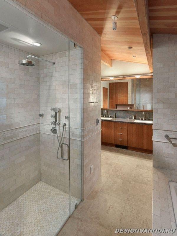 идеи дизайна ванной комнаты фото - 46