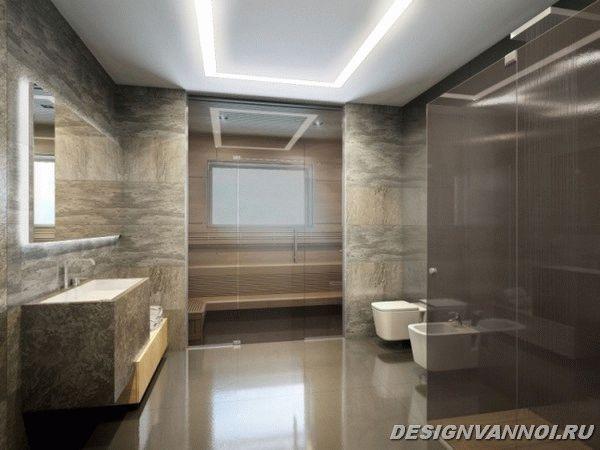 идеи дизайна ванной комнаты фото - 5