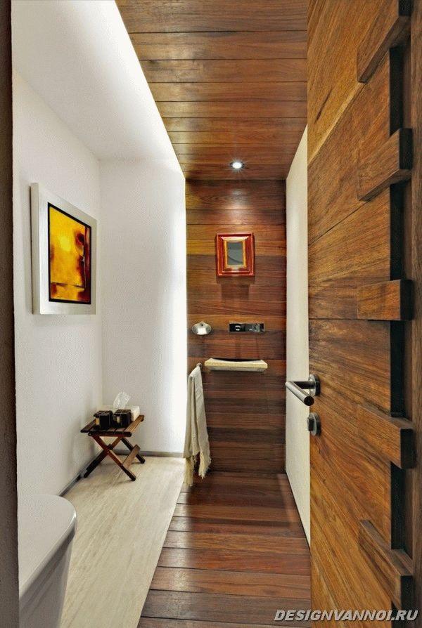 идеи дизайна ванной комнаты фото - 53