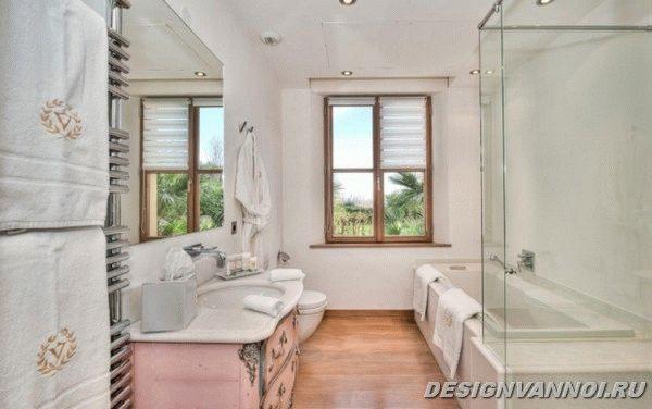 идеи дизайна ванной комнаты фото - 6