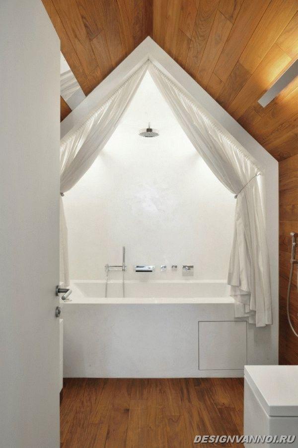 идеи дизайна ванной комнаты фото - 62