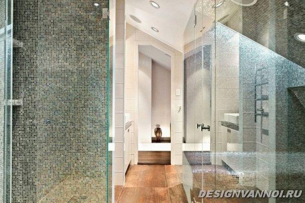 идеи дизайна ванной комнаты фото - 68