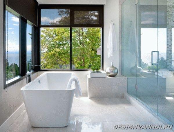 идеи дизайна ванной комнаты фото - 69