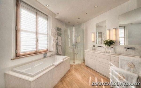 идеи дизайна ванной комнаты фото - 7