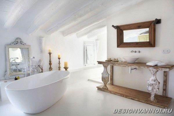 идеи дизайна ванной комнаты фото - 71