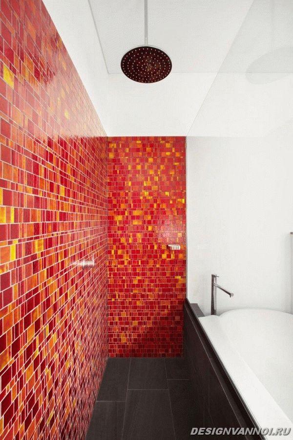 идеи дизайна ванной комнаты фото - 72
