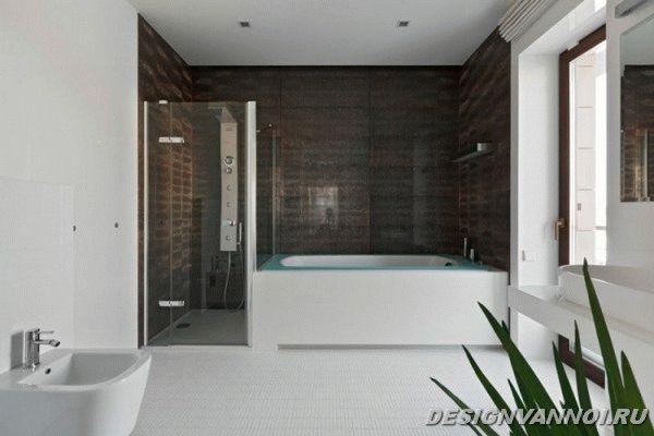 идеи дизайна ванной комнаты фото - 74