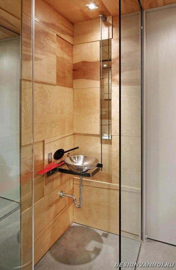 идеи дизайна ванной комнаты фото - 77