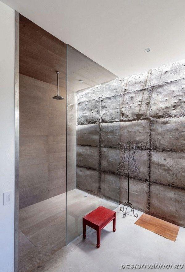 идеи дизайна ванной комнаты фото - 79