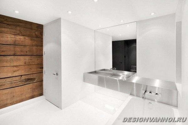 идеи дизайна ванной комнаты фото - 82
