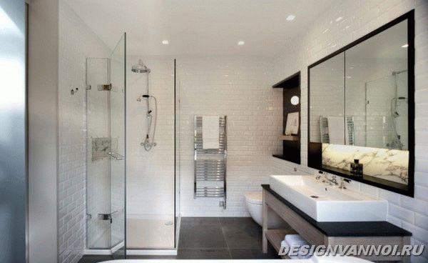 идеи дизайна ванной комнаты фото - 83