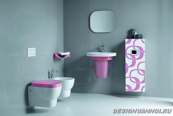 модные цвета в ванной комнате в 2014 году - 10