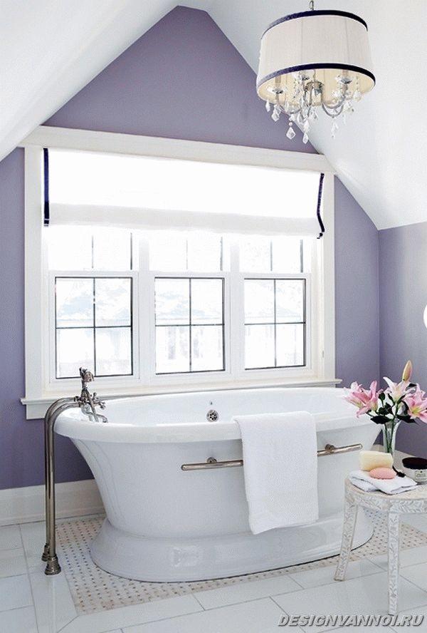 модные цвета в ванной комнате в 2014 году - 13