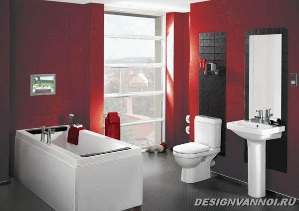 цвета в ванной