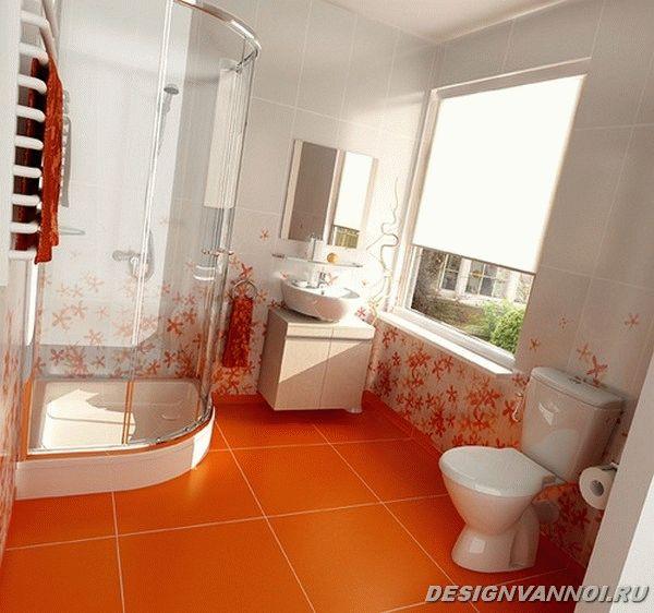 модные цвета в ванной комнате в 2014 году - 8