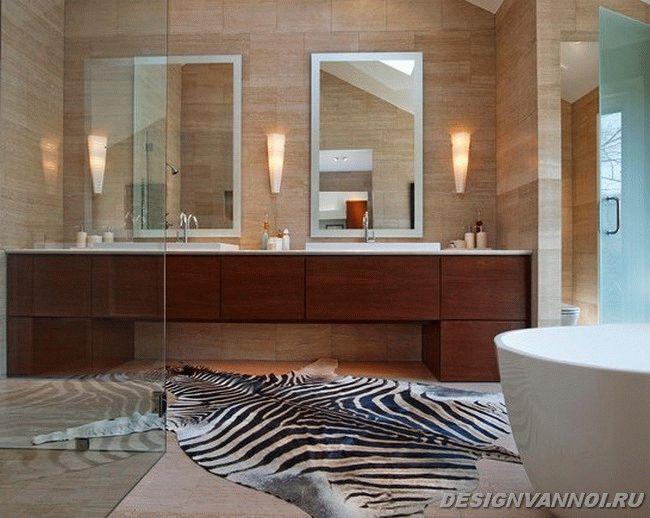 коврики в ванную