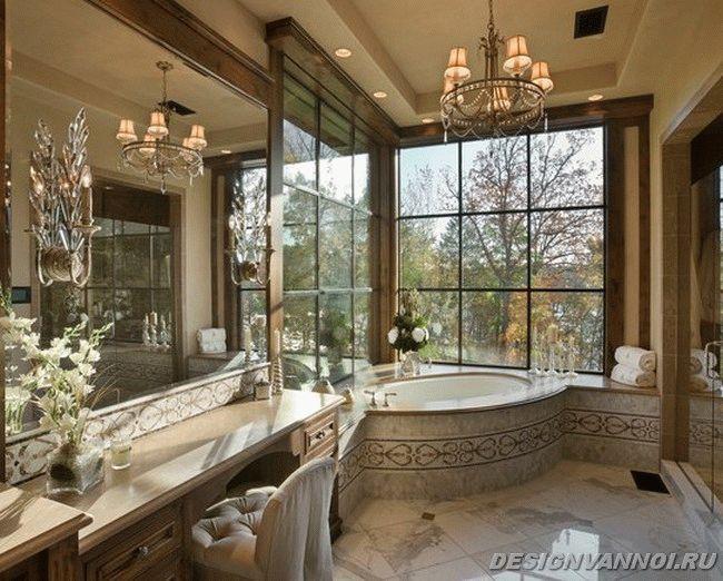 овальная угловая ванна