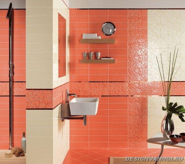 Дизайн кафельной плитки в ванной: керамическая плитка в ванную фото