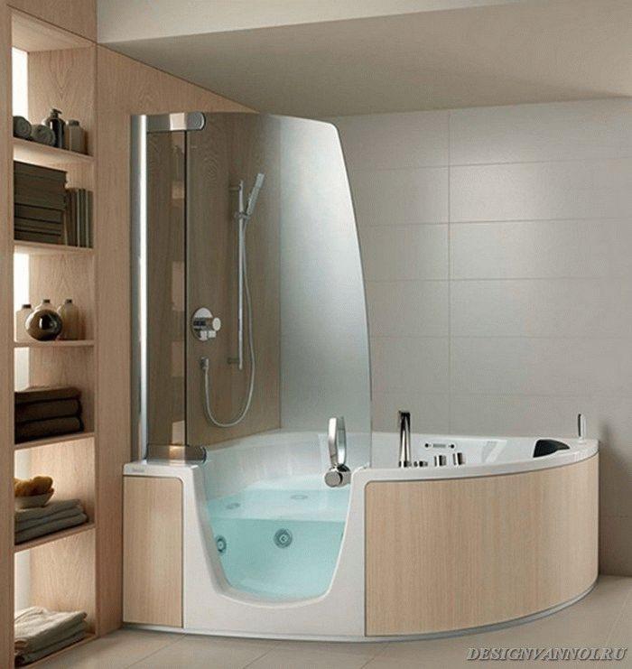 Ванна и душ дизайн