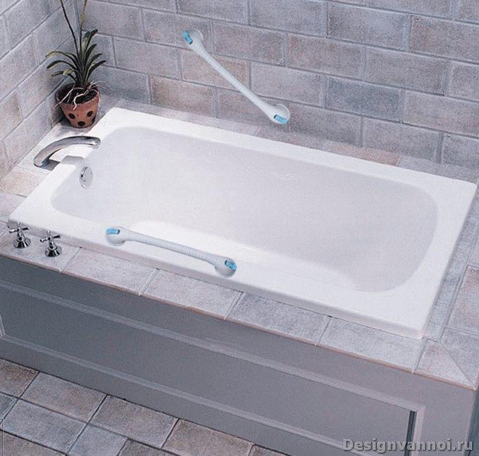 акриловая вставка в ванную