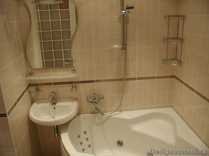 ремонт ванной комнаты своими руками