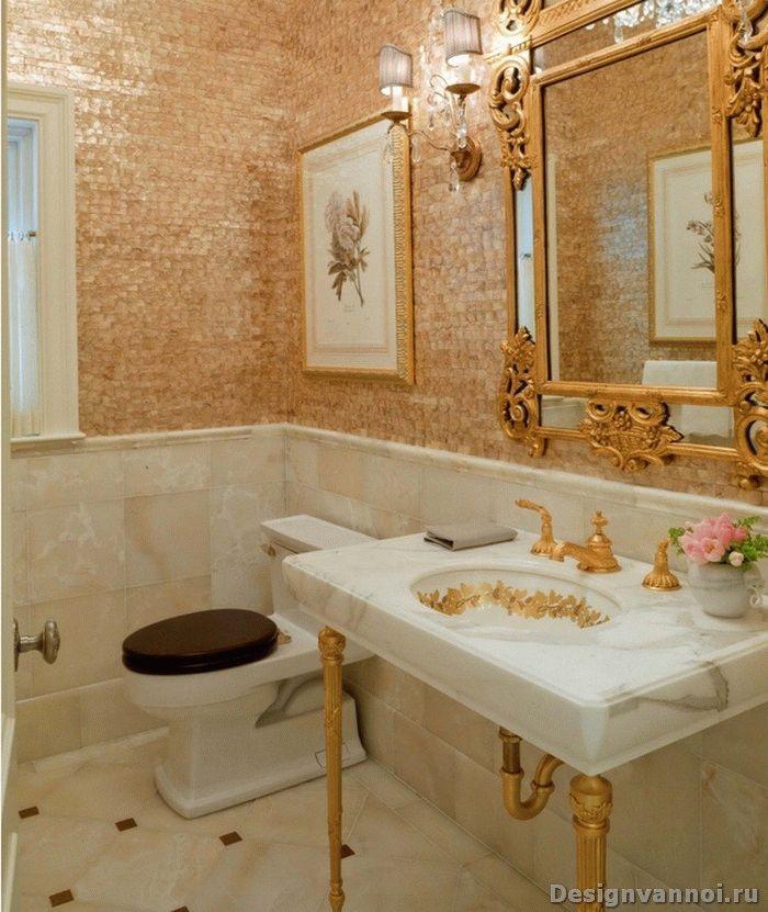элитные аксессуары для ванной комнаты