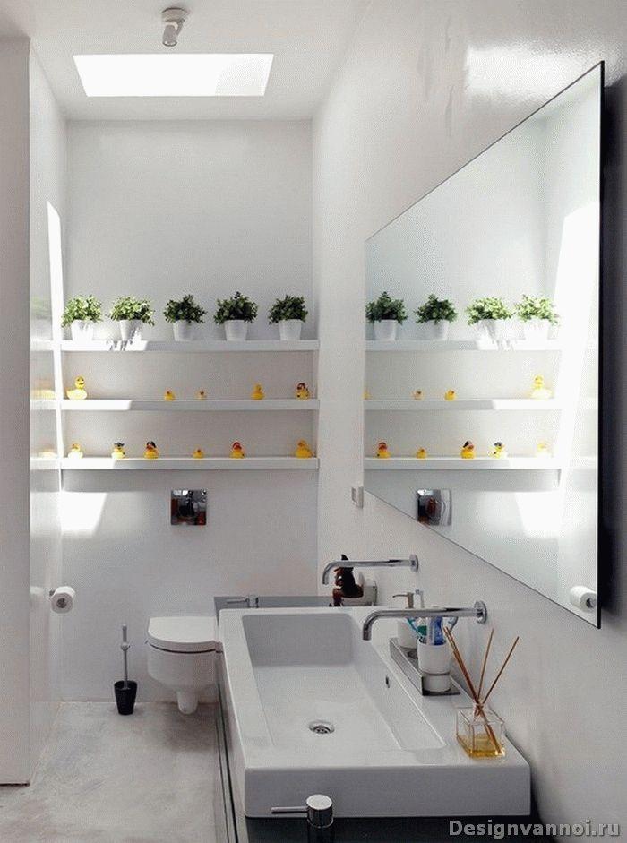 цветы для ванной