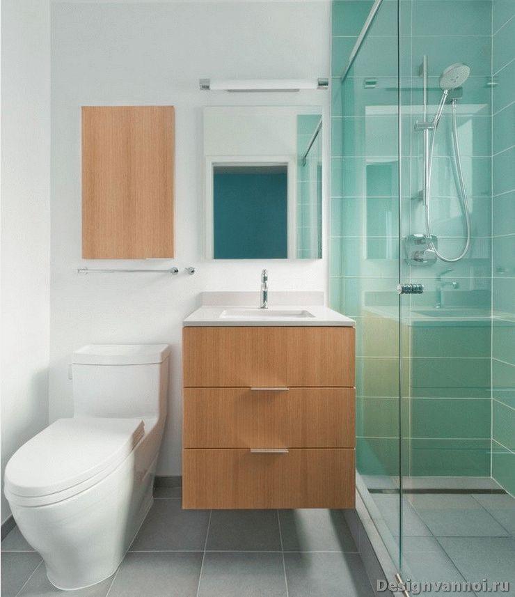 сантехника для маленькой ванной комнаты