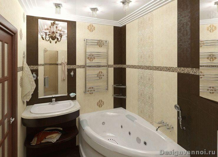 дизайн ванной 2 2