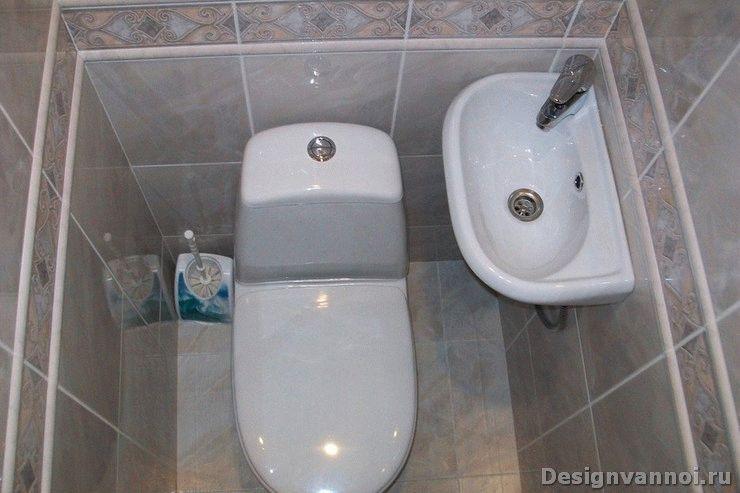 Маленькие раковины для туалета