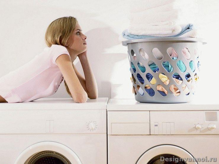 Почему прыгает стиральная машина при отжиме