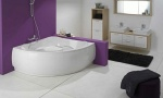 сидячая ванна 100х70
