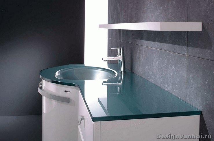столешница для ванной комнаты