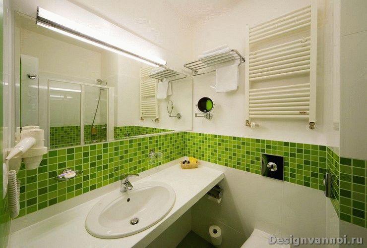 размер плитки для ванной комнаты