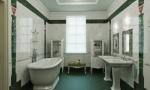 принадлежности для ванной комнаты