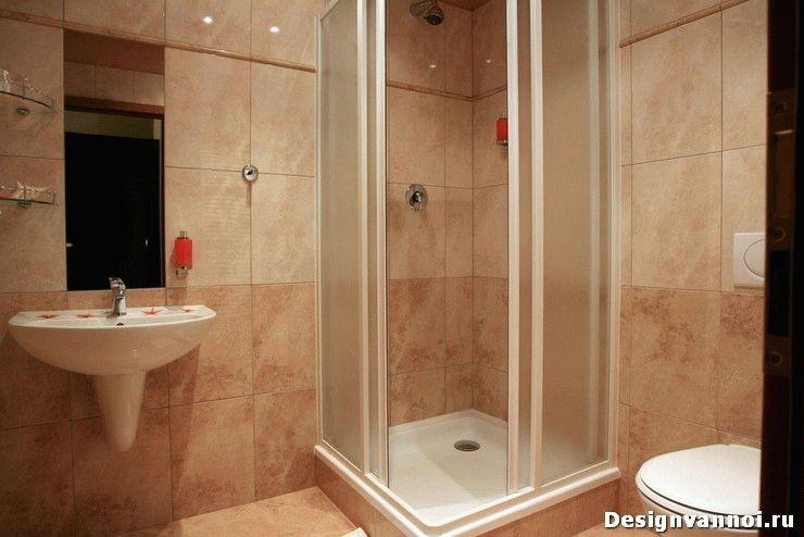поддон в ванную комнату