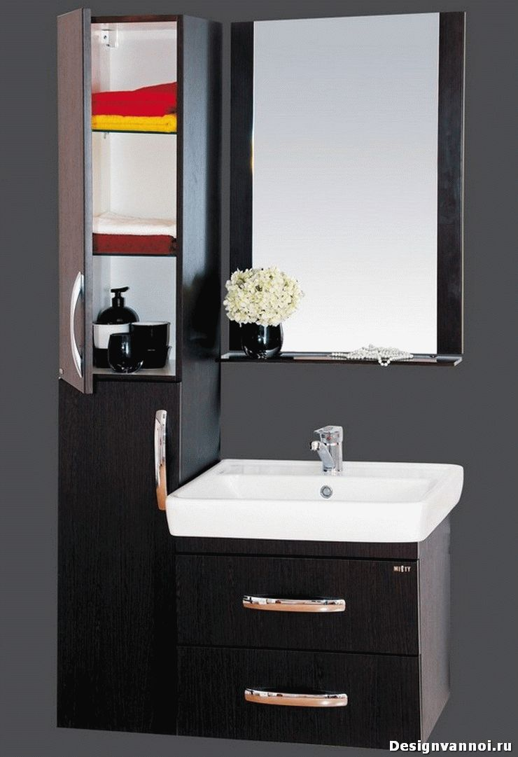 мисти мебель для ванной