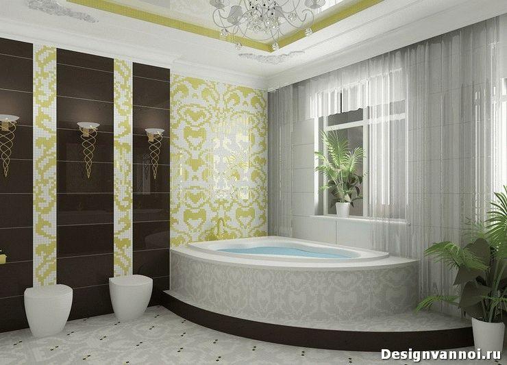 мозаика плитка для ванной комнаты