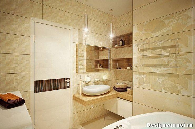 настенные светильники для ванной комнаты